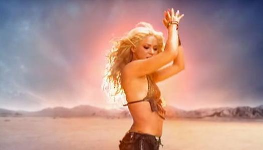 Шакира удивила поклонников