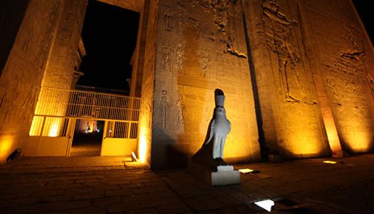 В Египте нашли тайник фараонов