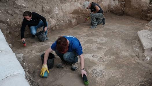 находка, археолог