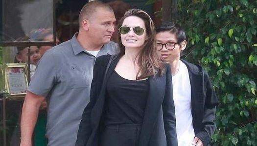 Анджелина Джоли готовится к новой роли