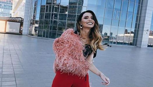 Надя Дорофеева опубликовала видео без макияжа
