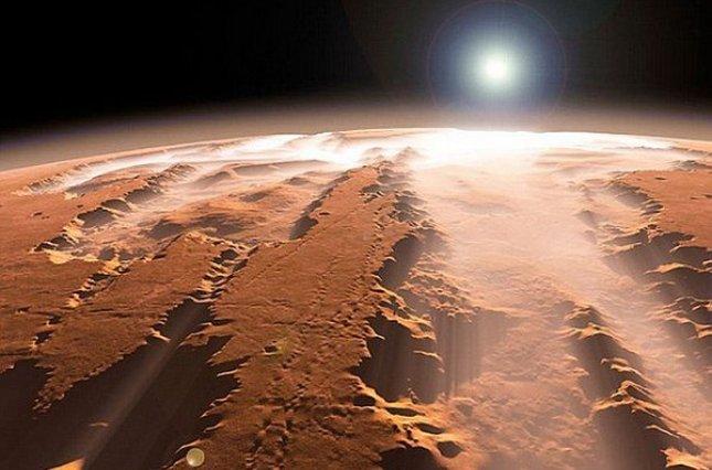 Через 25 лет люди высадятся на Марс