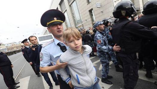 задержания на акциях протеста против пенсионного возраста