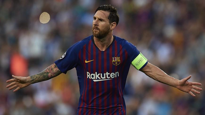 Месси установил очередной рекорд в Лиге чемпионов