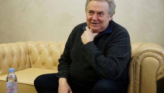 Артист Юрий Стоянов перенес сложную операцию