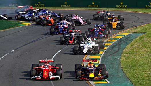 Влада Австрії схвалила проведення двох етапів «Формули-1» в липні