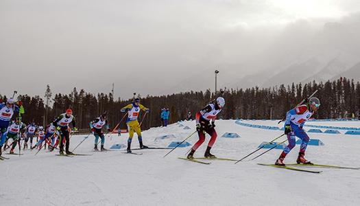 В Канаде из-за холода отменили спринтерские гонки