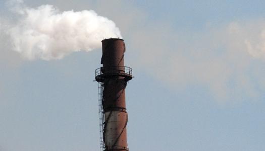 экология, труба, дым
