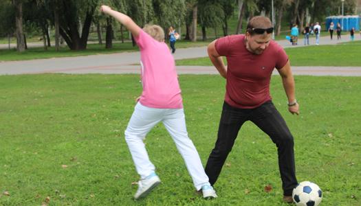 футбол, спорт, физическая активность, здоровье