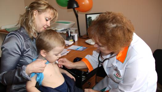 Украинцам рассказали, как защитить детей от простуды