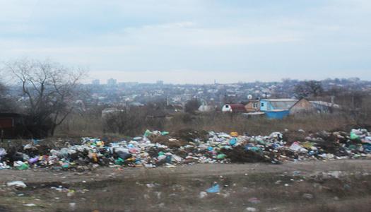 мусор, свалка, помойка