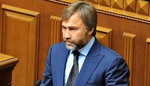 Парламент должен рассмотреть все правки к языковому законопроекту, — Вадим Новинский