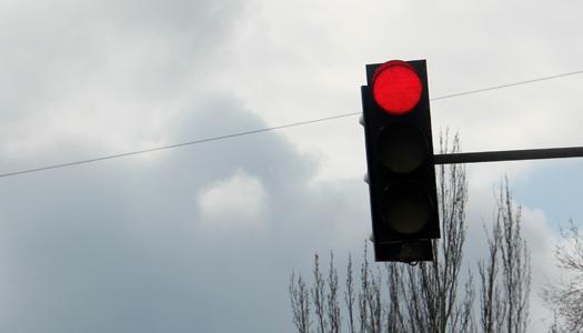 светофор, дорога, авто, ДТП