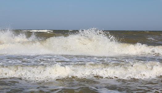 вода, море