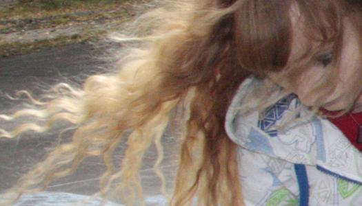 волосы, люди, девушка