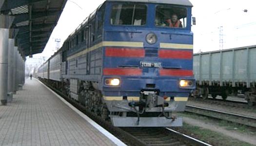 поезд, железная дорога