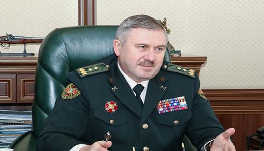 На фото: МВС України - Юрій Аллеров.