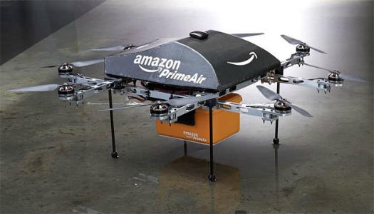 Amazon вже за кілька місяців доставлятиме покупки дронами