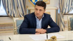 Володимир Зеленський, Владимир Зеленский