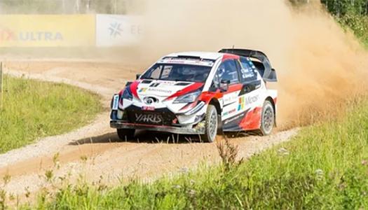 На ралли Эстонии 2019 выступит сразу 9 автомобилей WRC