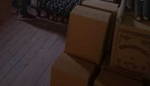 вилучили тонну фальсифікованої алкогольної продукції