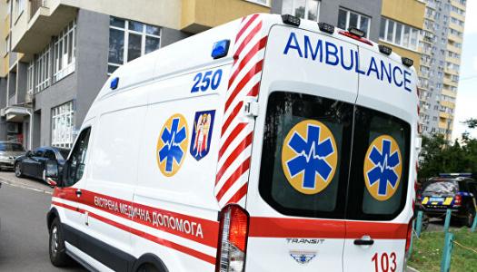 У Чернігові дев'ять дітей потрапили до лікарні після розпилення газу в школі