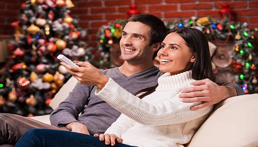 ТВ, Новый год, отдых