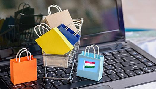интернет-торговля в Венгрии