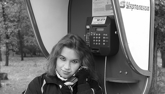 таксофон