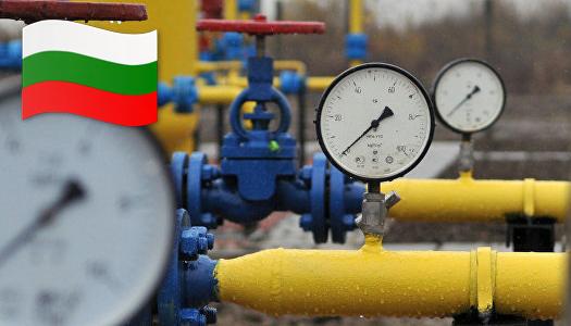 Болгария, газ