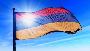 Армения, флаг