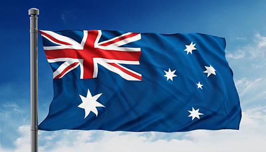 Австралия, флаг