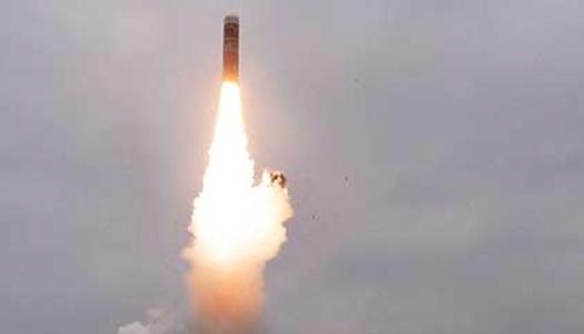испытание ракетного двигателя КНДР