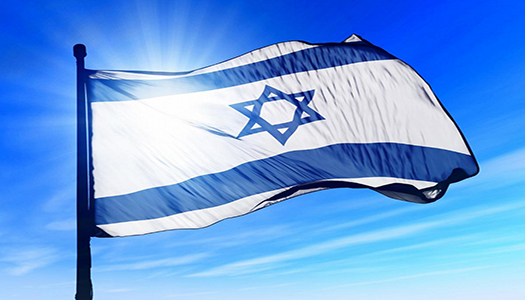 Израиль, флаг