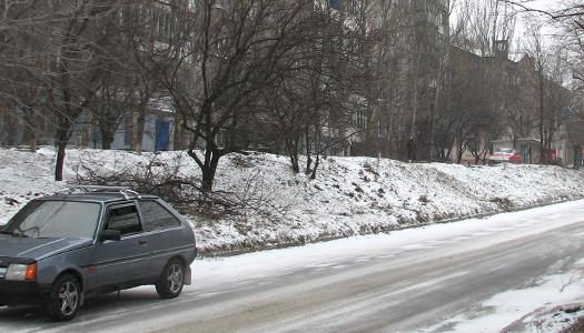 погода, дорога, снег, авто