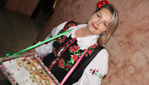 Польский бал в Запорожье
