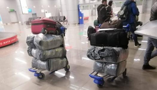 В Одессе задержали партию контрабандной одежды и обуви