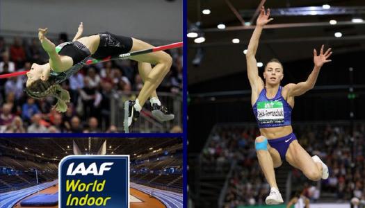 Українські легкоатлетки перемогли на турнірі серії World Indoor Tour в Глазго