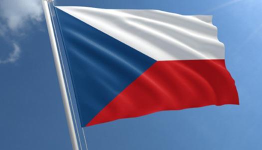 Чехия, флаг