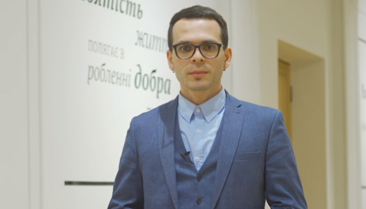 заступник глави Міносвіти Єгор Стадний