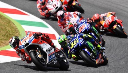 Гонки Moto GP в