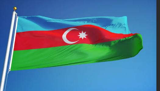 Азербайджан, флаг