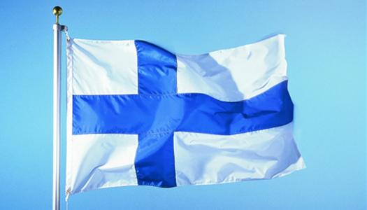 Финляндия, флаг