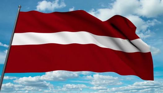 Латвия, флаг