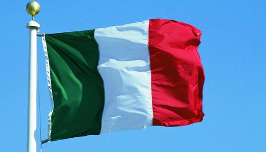 Италия, флаг