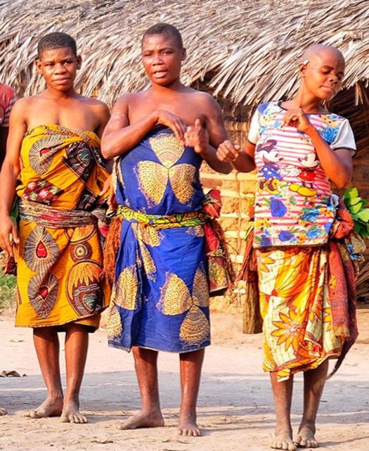 пигмеи, Африка