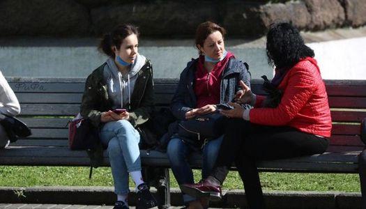 Уровень безработицы в Киеве вырос почти в три раза