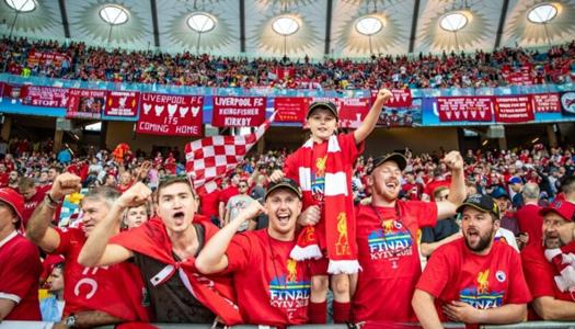 В Болгарии пройдет парад фанов «Ливерпуля»