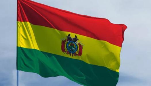Боливия, флаг
