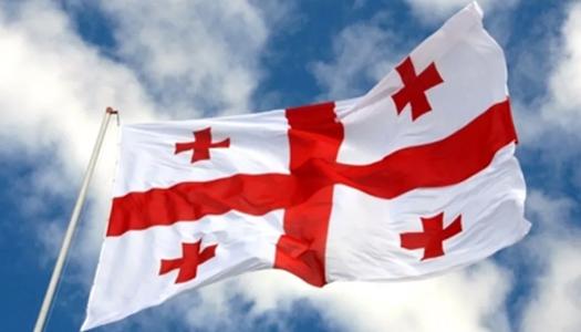 Грузия, флаг